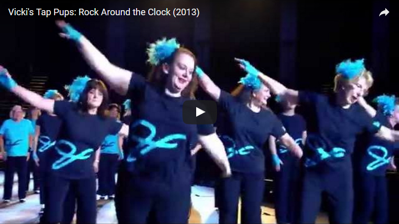 Vicki's Tap Pups: Rock Around the Clock (2013)
