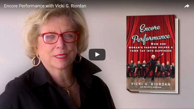 Encore Performance with Vicki G. Riordan