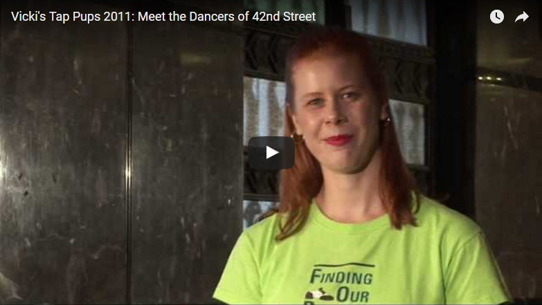 Vicki's Tap Pups 2011: Meet the Dancers of 42nd Street