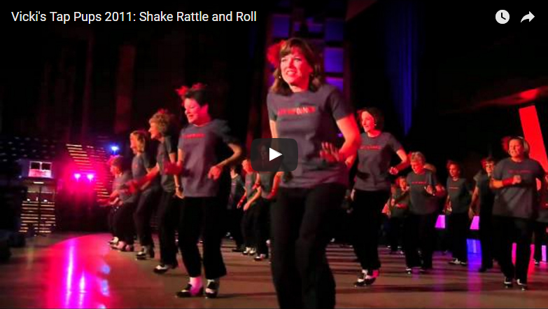 Vicki's Tap Pups 2011: Shake Rattle and Roll