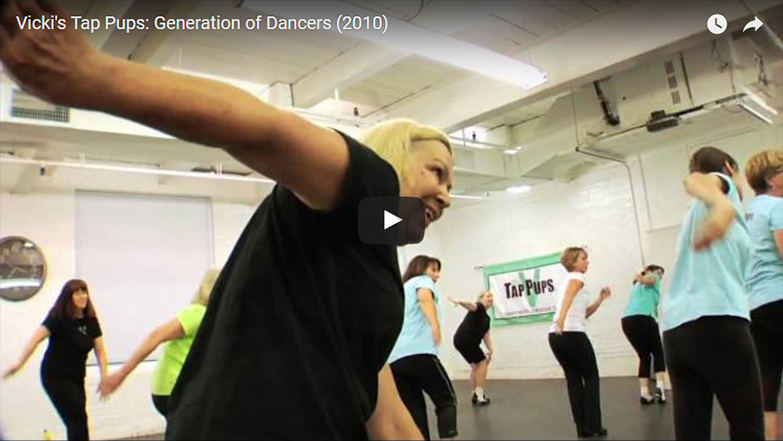 Vicki's Tap Pups: Generation of Dancers (2010)