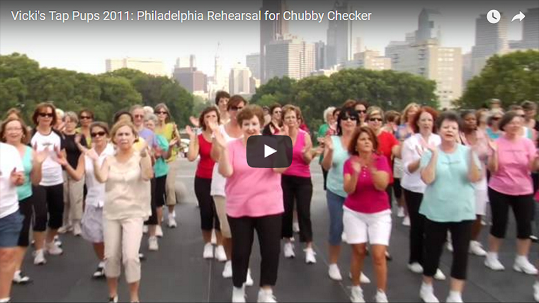 Philadelphia Rehearsal for Chubby Checker