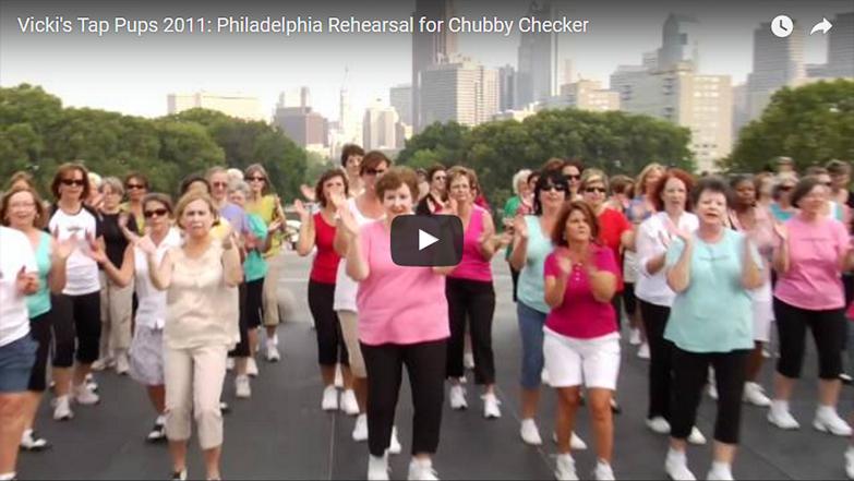 Philadelphia Rehearsal for Chubby Checker