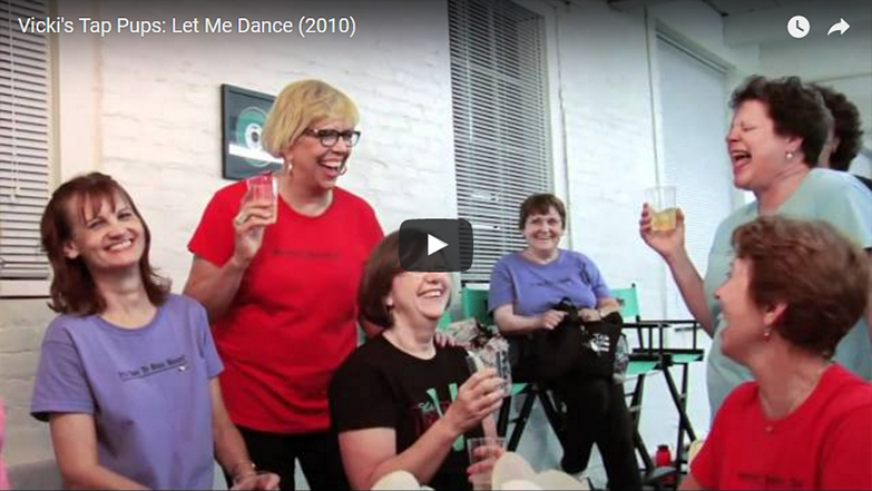 Vicki's Tap Pups: Let Me Dance (2010)