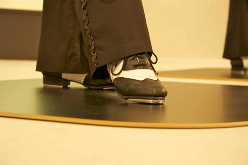 thin portable tap dance floor